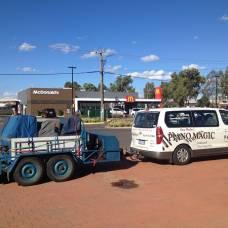 Esperance to Kalgoorlie to Geraldton no worries