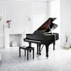 Steinway brand page