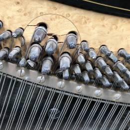 Piano restoration repair
