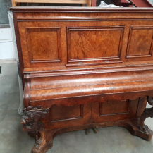 Julius Feurich Piano_Pre-Repair